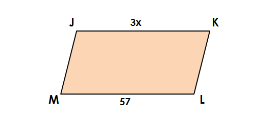 Picture of a parallelogram